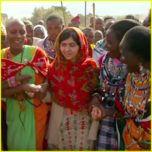 Watch The New Trailer For 'He Named Me Malala' NOW!