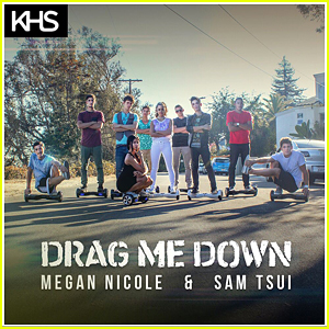 Megan Nicole Teams With Kurt Hugo Schneider & Sam Tsui For One Direction 'Drag Me Down' Cover