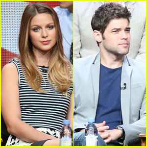Melissa Benoist & Jeremy Jordan Bring New 'Supergirl' Trailer to TCA - Watch Now!