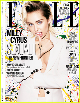 Miley Cyrus Tells 'Elle UK' She 'Should Not Be Worth The Amount I Am'