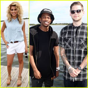 MKTO's Malcolm Kelley Shows Off His Hot Shirtless Body - See the Pic!