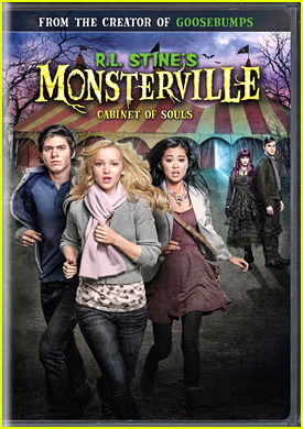 Dove Cameron & Ryan McCartan Are Bringing 'Monsterville: Cabinet of Souls' to DVD in September!