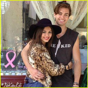 Victoria Justice & Pierson Fode Play BFFs in Official 'Naomi and Ely's No Kiss List' Trailer - Watch Now!