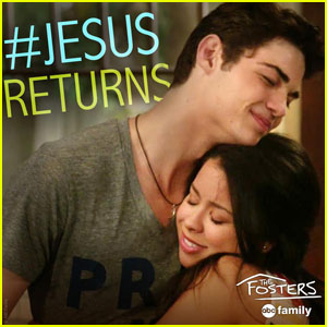 Watch Noah Centineo Makes His 'Fosters' Debut as the New Jesus!