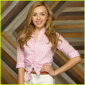 Peyton List Opens Up About Her 'Bunk'd' Style - Watch Now!