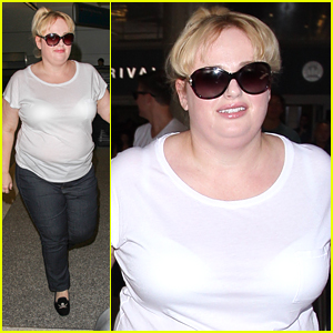 Rebel Wilson Jokes About Marriage Rumors on Twitter