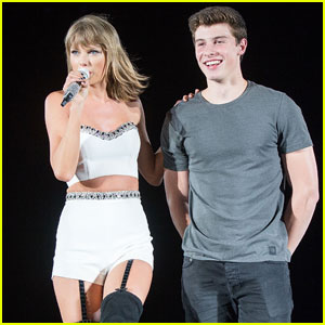 Taylor Swift Sings 'Happy Birthday' to Shawn Mendes in Seattle - Watch Now!