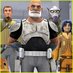 See New 'Star Wars Rebels' Pic From Season Two!