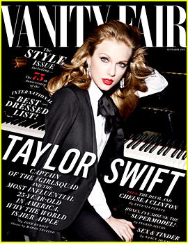 Taylor Swift Talks About Her Big Group of BFFs in 'Vanity Fair'