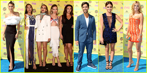 Teen Choice Awards 2015 - JJJ's Best Dressed List Is Here!