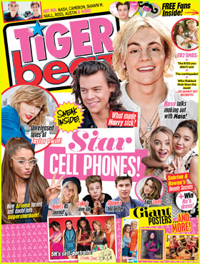 'Tiger Beat' Magazine Relaunches Today!