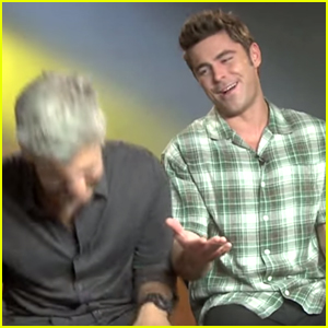 Zac Efron Didn't Recognize 'Breaking Free' From 'High School Musical'
