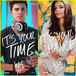 Zac Efron's 'We Are Your Friends' Character Poster Revealed!