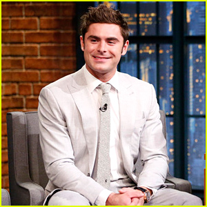 Zac Efron Talks 'Baywatch' & His Brother Dylan on 'Late Night'!