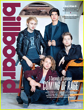 5 Seconds of Summer Talk Singing About Real Teen Issues With Billboard