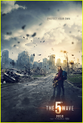 Chloe Moretz' 'The 5th Wave' Gets First Poster - See It Here!