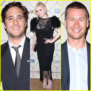 Abigail Breslin & Diego Boneta Are 'Scream Queens' At Fox's Emmys After Party 2015!