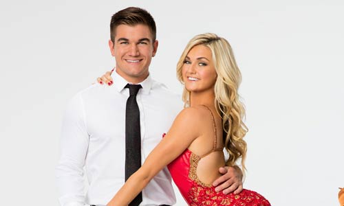 alex dancing with the stars 2015 dating advice