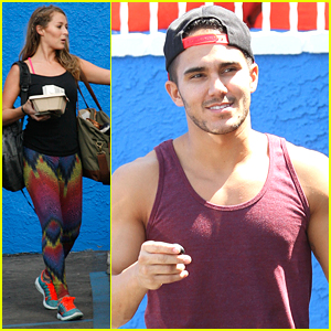 Alexa PenaVega Wants Your Prayers To Remember Her First Dance on 'DWTS'