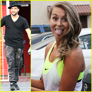 Alexa PenaVega Is 'Exhausted, Thankful & Motivated' After DWTS Premiere with Mark Ballas