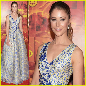 Amanda Crew & 'Silicon Valley' Boys Hit Up HBO's Emmys After Party 2015!