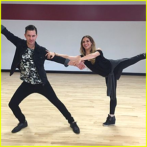 Allison Holker & Andy Grammer Need 'DWTS' Team Name Suggestions!