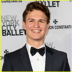 Ansel Elgort AKA DJ Ansolo Signs With Island Records!
