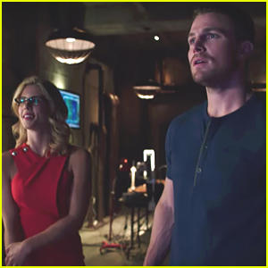 Oliver Queen Makes His Return As Arrow In First Season 4 Trailer - Watch Here!