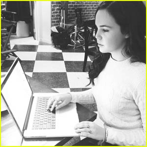 Bailee Madison Tackles Some Very Important Topics on New Tumblr