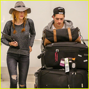 Bella Thorne Celebrates Yom Kippur With Boyfriend Gregg Sulkin