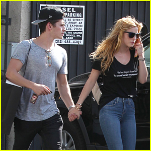 Gregg Sulkin Dedicates Woman Crush Wednesday To Girlfriend Bella Thorne