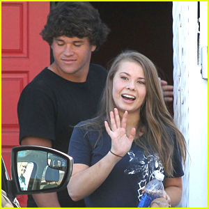 Chandler Powell Reunites With Bindi Irwin; Visits Her At DWTS