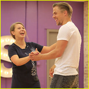 Derek Hough Says 'Everyone Needs' Bindi Irwin In Their Lives