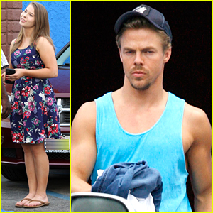 Derek Hough on Bindi Irwin: 'She's Excited For Every Moment'