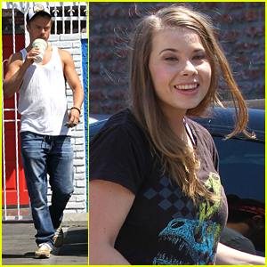 Bindi Irwin Fell Over The First Time She Put On Heels For DWTS