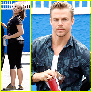 Bindi Irwin Is Ready For 'Adventure' With Derek Hough on 'DWTS'