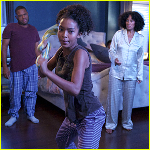 Zoey Starts Karate Training In Tonight's 'black-ish' - See The Pics!