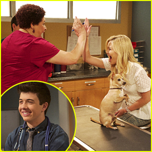 Bradley Steven Perry Guest Stars On 'I Didn't Do It' With Best Friend Austin North