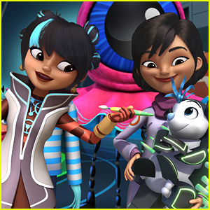 Brenda Song Guest Stars On Disney Junior's 'Miles From Tomorrowland' (Exclusive Clip)