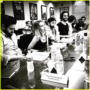 Bridgit Mendler Gets Ready For 'Undateable: Live' - Premieres In Two Weeks!