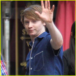 Calum Worthy Is Favoriting & Following Any Fans Who Sign A Climate Protection Petition