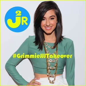 Christina Grimmie is Taking Over JJJ Today!