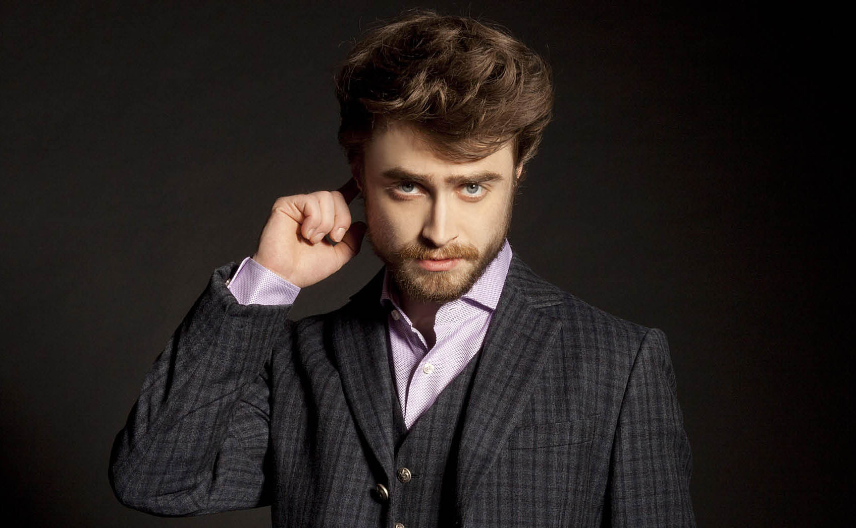 Picture about daniel jacob radcliffe all about man and male - Daniel Radcliffe Looks So Handsome In His New Magazine Feature Daniel Radcliffe Magazine Just Jared Jr