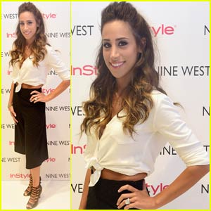Danielle Jonas Has a 'Mommy Night Out' for NYC Fashion Event