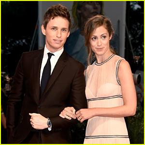 Eddie Redmayne Premieres 'Danish Girl' in Venice with Wife Hannah Bagshawe!