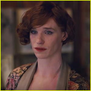 Eddie Redmayne's 'The Danish Girl' Trailer - Watch Now!