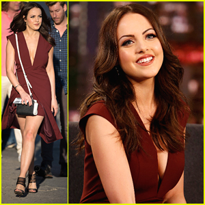 Elizabeth Gillies Is On Board For A 'Victorious' Movie
