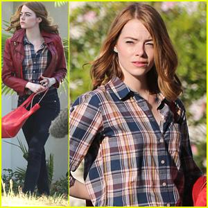 Emma Stone Set To Play Abigail Masham In 'The Favourite'