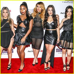 Fifth Harmony Host 'Hotel Transylvania 2' Screening In Los Angeles!