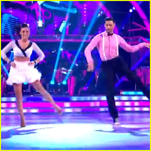 Georgia May Foote & Giovanni Pernice Jive Their Socks Off On 'Strictly Come Dancing' - Watch Now!